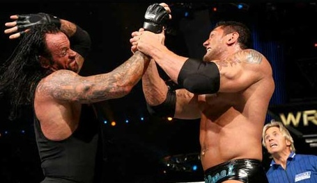 Batista vs Taker WM 23
