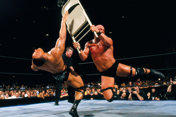 the-rock-vs-steve-austin